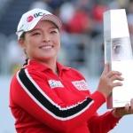 장하나, 여자 골프 세계 랭킹 31위 '껑충'