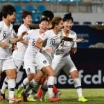한국 U-19 여자축구, AFC 챔피언십 중국 꺾었다