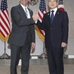 한미, 연합위기관리 범위 '미 유사시'까지 확대 거론…우리군 파병 가능성에 촉각