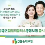 DB손해보험, '참좋은훼밀리플러스 종합보험' 출시