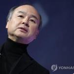 """손정의 """"너덜너덜하다""""…소프트뱅크 14년만에 분기 손실"""