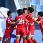 U-19 여자축구, 북한에 1-3 완패