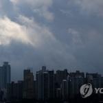 [오늘날씨] 전국 낮부터 구름 많아져…미세먼지 '보통'
