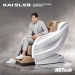 휴테크, 프리미엄 안마의자 SLS9 화이트펄 에디션 출시…직영점 판매 1위