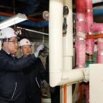 지역난방공사, 수능한파 대비 85개 중∙고교 안전점검