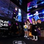 '겨울왕국 2', LG디스플레이-아트앤하트 이색 콜라보 프로모션 화제