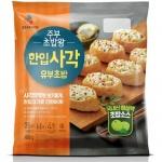 CJ제일제당, 간편하게 즐기는 '한입사각 유부초밥' 출시