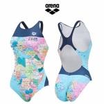 아레나코리아, 수영복에 일본해 지도 디자인 그대로 표기…논란 '점화'
