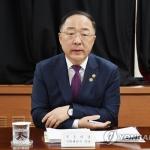 """홍남기 """"잠재성장률 높이는게 가장 중요…5대 구조개혁 추진"""""""