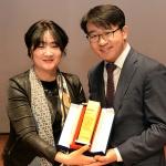 NS홈쇼핑, 성남지역아동센터연합회 감사패 수여