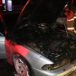 BMW 차량 또 화재…중고차단지서 시동 점검하다 '펑'
