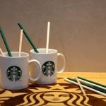스타벅스, 중국산 종이빨대 전량 국산으로 바꾼다