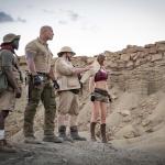 '쥬만지: 넥스트 레벨', IMAX & 4DX & 스크린X 개봉 확정