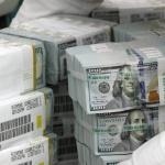 원/달러 급락에 외화예금 넉 달 연속 증가