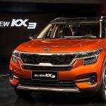 기아차, 2019 광저우 국제모터쇼 참가…'올 뉴 KX3' 최초 공개