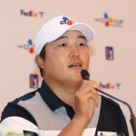 이경훈, PGA 투어 대회 '톱10' 입성