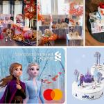 '겨울왕국2', 다양한 컬래버레이션 상품 출시…티켓부터 '엘사' 드레스까지