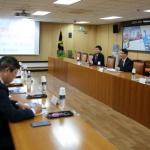 인천항만공사, 중국 산동성항구그룹 대표단 인천항 방문