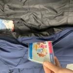노스페이스, '헌 옷' 패딩 판매 논란…주머니에서 타인 통장 발견