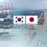규제·불매 영향…日 수출국서 韓 순위 14년만에 한단계 하락