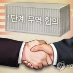 韓 부도위험지표 CDS 프리미엄, 미중 무역합의에 최저치