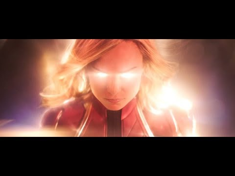 [영상] '캡틴 마블' 당신이 기다려온 그 이름, 젊은시절 닉퓨리까지 '목격하라'
